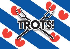Boerenvlag Friesland - Trotsvlag