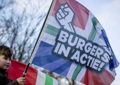 Boerenvlag - Burgers in Actie!