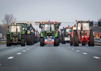 Boerenvlag - De boer verdient respect!